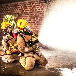 El Heroico cuerpo de bomberos