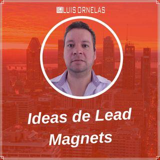 Ideas de lead magnets. Emprende Online