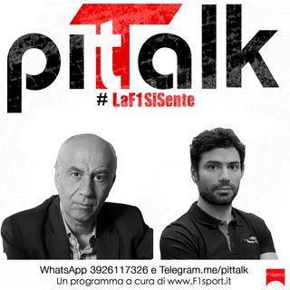 F1 - Pit Talk puntata n°134