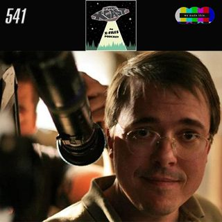 541. Patron Roundtable #20: X-Files Writers & Directors