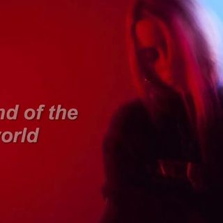 billie-eilish-the-end-of-the-world-cover