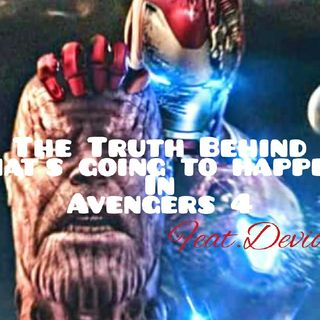 The Truth Behind Whats Going To Happen In #Avengers4 #infintywar #infintystones Poda