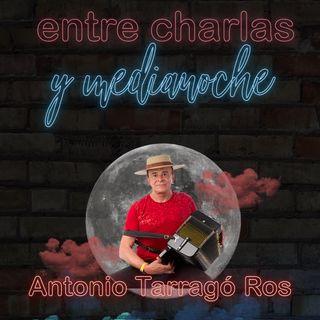 #Charla con Antonio Tarragó Ros