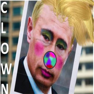 Putin and trump are CLOWNS! CHEATING TO WIN! LOL to Funny! @REALDONALDTRUMP #REPUBLICANS