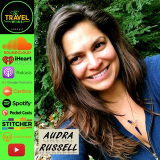 Audra Russell | being a traveling massage while creating a community