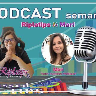 Podcast Riplatips & Mari - Episodio 8