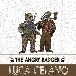 The Angry Badger - Acceptable Risk with Luca Celano