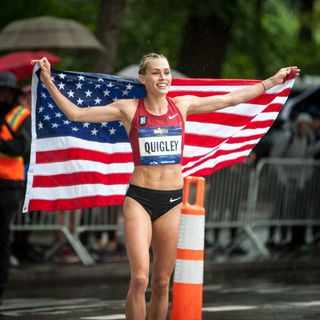 We chat with Olympic Runner Colleen Quigley and philosophy on running and nutrition1