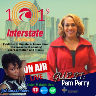 Interview with Celebrity Publicist Pam Perry