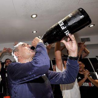 Ep. 138 (Lo Scudetto vinto dalla Juve e la Liga vinta dal Real)