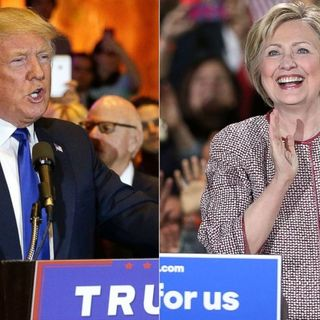 What Hillary vs. Trump Might Look Like