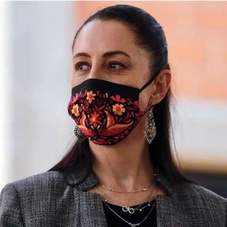 Claudia Sheinbaum, no acepta la propuesta de multar a quien no use cubrebocas