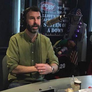 EITM interviews Matt Braunger