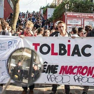 La fin de la commune libre de Tolbiac