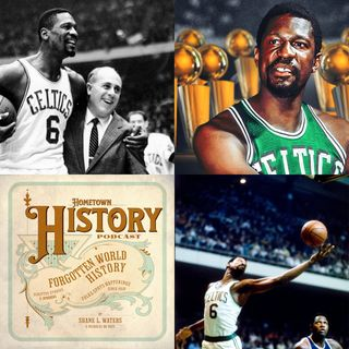 Bill Russell in Marion, Indiana