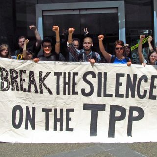 Latest on TPP and Fastrack