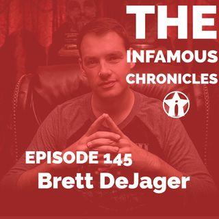 E145: Brett DeJager 💀