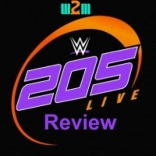 Wrestling 2 the MAX: WWE 205 Live (10.10.17)
