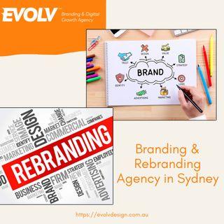 Branding & Rebranding Agency in Sydney