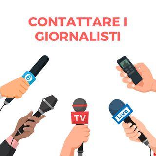 Come contattare i giornalisti?