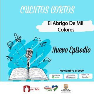 """Cuento """"El Abrigo De Mil Colores"""""""
