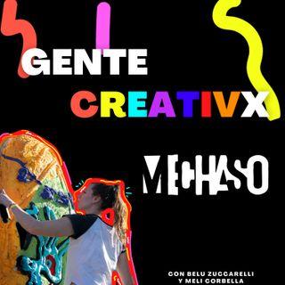 Episodio 1 - @mechaso_ , Artista visual y Emprendedora