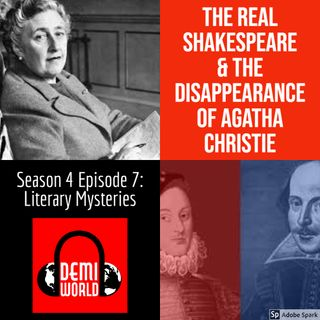 Episode 33: Literary Mysteries