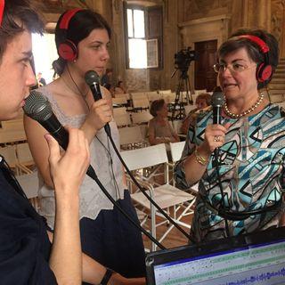 #dialoghiaspoleto Daniela Trabattoni & Rossella Dituri
