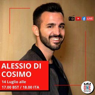 """Alessio Di Cosimo presenta il nuovo cortometraggio """"L'Italia chiamò"""" con Alessandro Haber"""