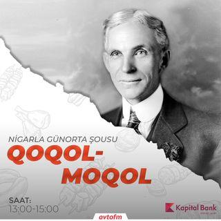 Henry Ford-un ən sevdiyi yeməklər | Qoqol-Moqol #2