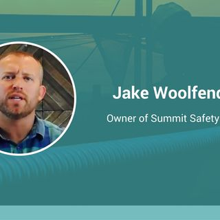 SC13-Interview with Jake Woolfenden of Summit Safety Group