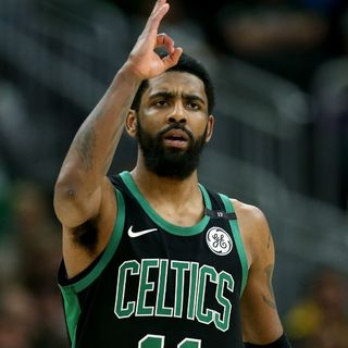 Kyrie Irving Not Feeling Extra Pressure To Carry Celtics In Playoffs