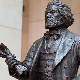 Lynn City Hall Holds 200th Birthday Party For Frederick Douglass