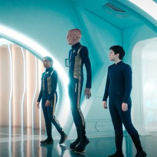 "123: STAR TREK: DISCOVERY S3E5 ""Die Trying"""