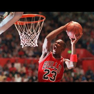 165 - Michael Jordan 100lb Weight Loss Plan