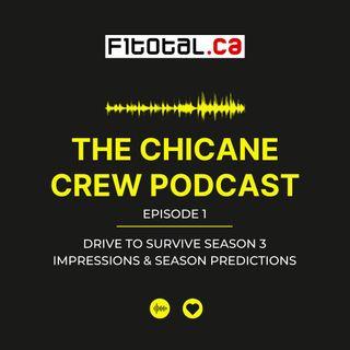 Episode 1 - Drive to Survive Season 3 Impressions & Season Predictions