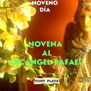 9 Día de la Novena a San Rafael Arcángel.