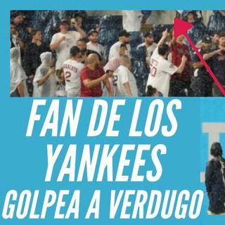 MLB Noticias: GRANDES LIGAS banea a fanático de los YANKEES