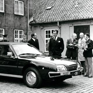 Mennesker i biler - med Ida Andersen og lidt om Prins Henrik