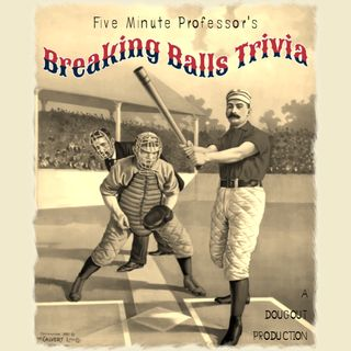 Breaking Balls Trivia 1.7 (Pittsburgh Magnificent 7 vs Orlando Black Cat)
