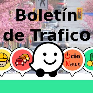 Boletín trafico - Ultimo