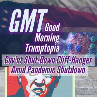 Government Shutdown Cliff-Hanger