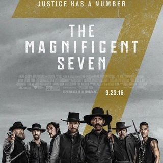Damn You Hollywood: The Magnificent Seven (2016)
