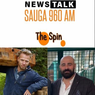 The Spin - June 16, 2020 - How is the NHL Return Looking & How Can I Jazz Up My Backyard?
