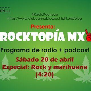 REPETICIÓN Especial: Rock y Marihuana | Al Aire 🎧🎙🎚