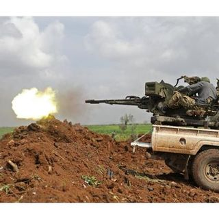 Episode 431: Turkey Moves in the Syrian Civil War in Afrin