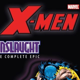 Source Material #241: X-Men: The Complete Onslaught Epic Volume 2 (Marvel, 1996)