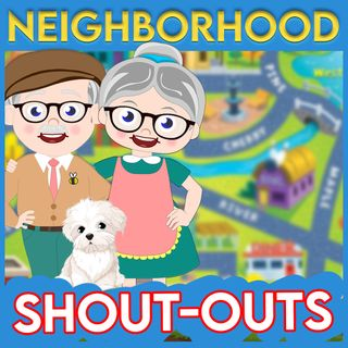 """Mrs. Honeybee """"Shout Out"""" Story"""