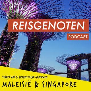 E08 West-Maleisië en Singapore: cocktails met uitzicht, kleurrijke steden en het kauwgomverbod