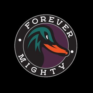 Forever Mighty Podcast - Ducks vs Sharks (Game #12)